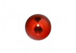 Неодимовый магнит шар 5 мм, красный