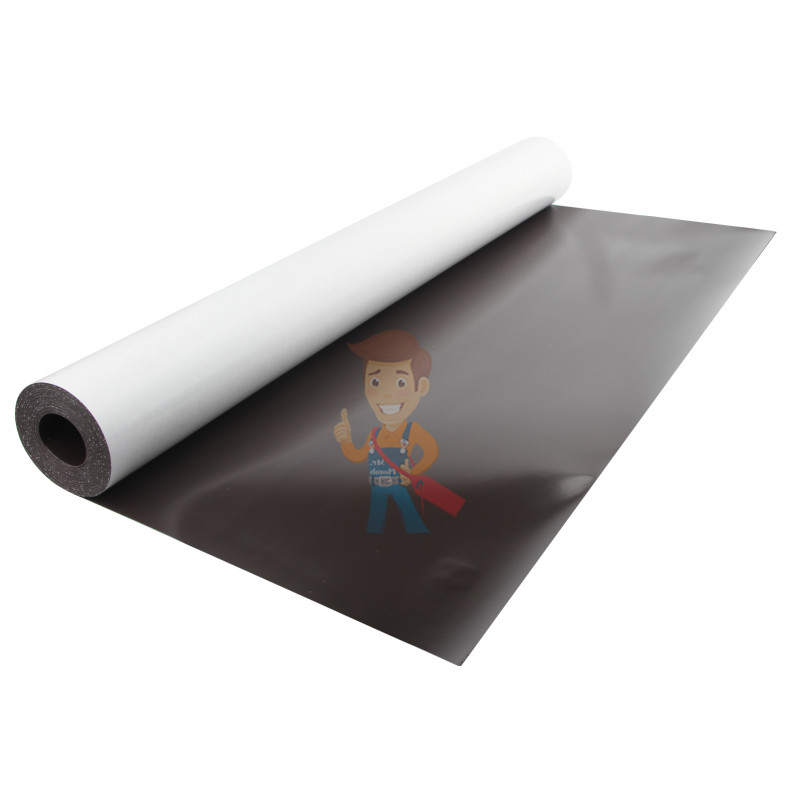 Магнитный винил Forceberg с клеевым слоем 0.62 x 5 м, толщина 0.4 мм
