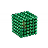 Forceberg Cube - куб из магнитных шариков 6 мм, белый, 216 элементов - Forceberg Cube - куб из магнитных шариков 6 мм, зеленый, 216 элементов