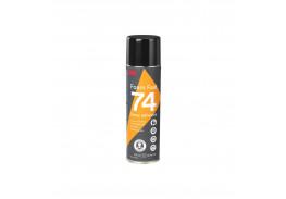 Клей-спрей аэрозольный 3M™ 74 для вспененных материалов, оранжевый, 500 мл
