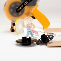 Круг для удаления клейких лент, 100 мм х 16 мм, шпиндель 6 мм, 07498 - Аппликатор для лент Scotch® ATG 700
