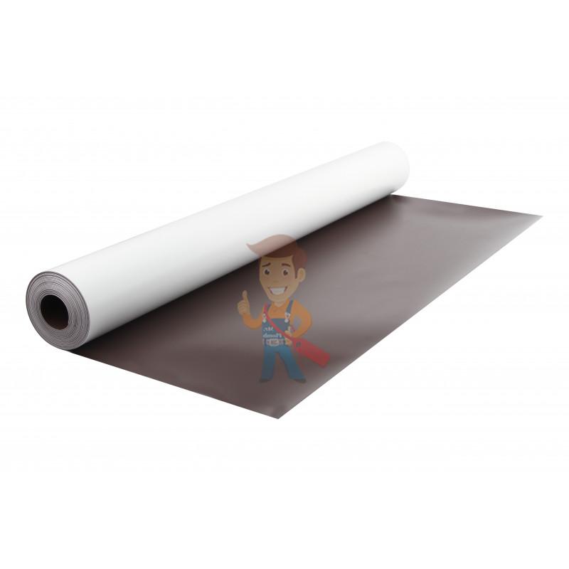 Магнитный винил с ПВХ слоем, лист 0.62х5 м, толщина 0.4 мм