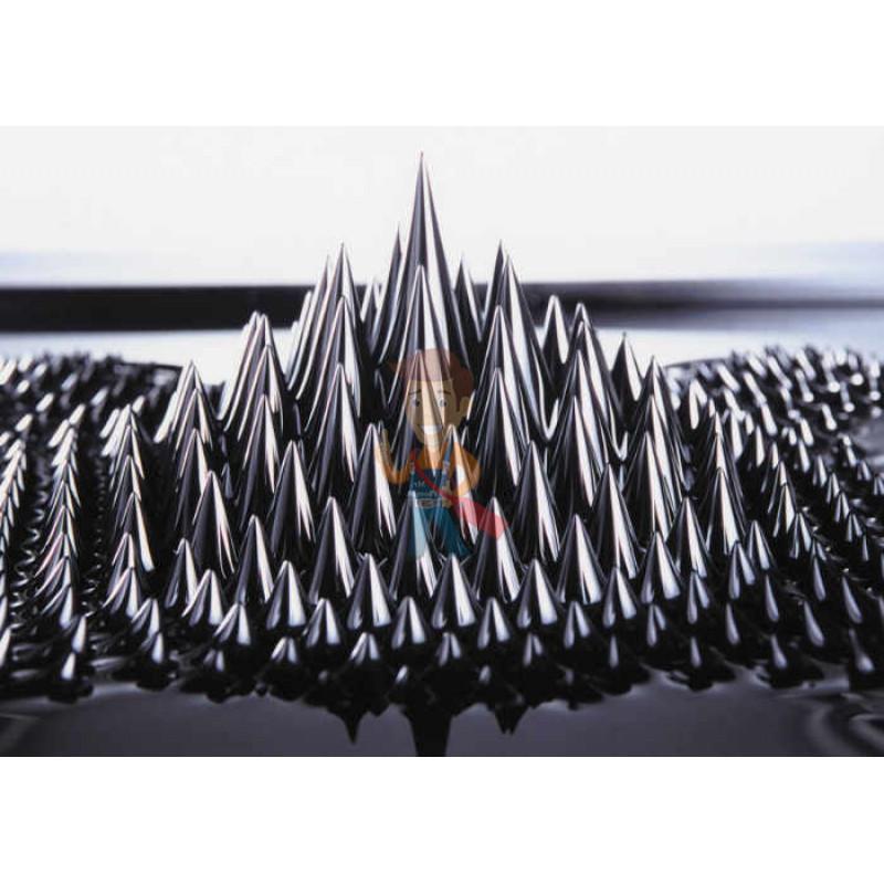 Магнитная жидкость, феррофлюид на основе силикона, 10 мл - фото 3