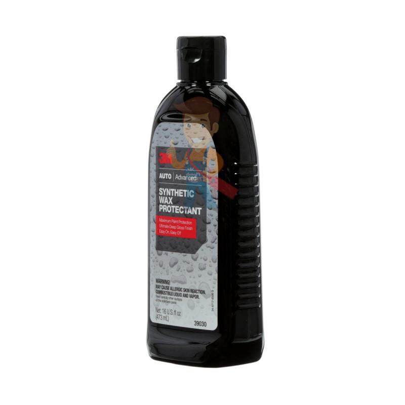 Защитная автополироль (воск) 3M™ 39030 - фото 5