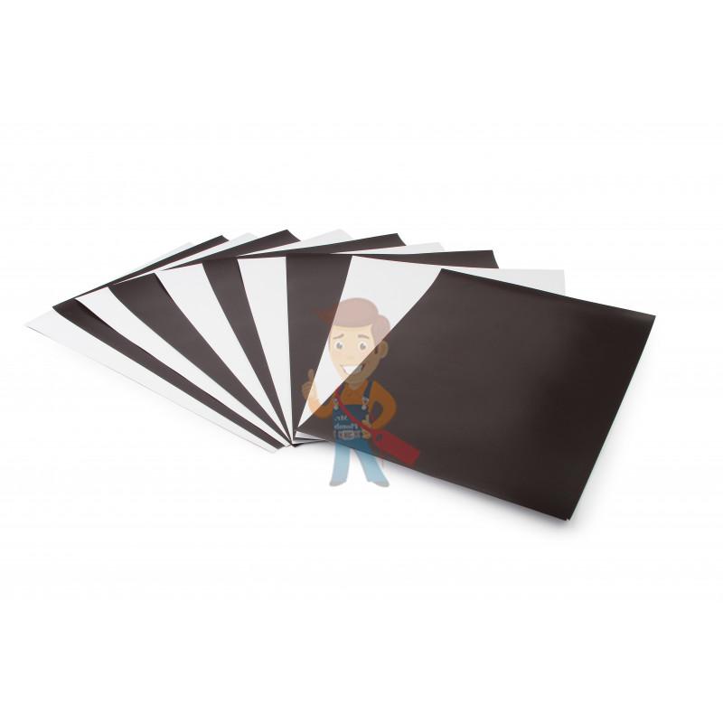 Магнитная бумага А4 глянцевая Forceberg 10 листов - фото 1