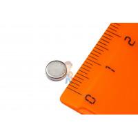 Клей Poxipol стальной, 14 мл - Неодимовый магнит диск 6х1.5 мм