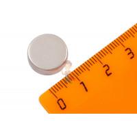 Индикатор магнитного поля, пленка - Неодимовый магнит диск 14х5 мм