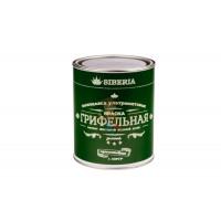 Грифельная краска Siberia 1 литр, коричневый, на 5 м² - Грифельная краска Siberia 1 литр, зеленый, на 5 м