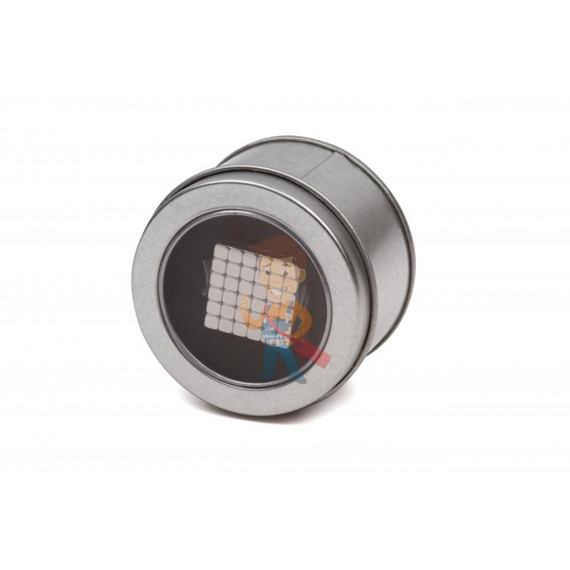 Forceberg TetraCube - куб из магнитных кубиков 7 мм, стальной, 216 элементов - фото 6
