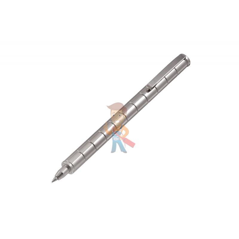 Магнитная ручка Forceberg, серебряная - фото 1