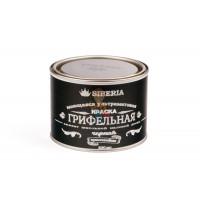 Магнитная краска Siberia 1 литр, на 2 м² - Грифельная краска Siberia 0.5 литра, на 2.5 м²