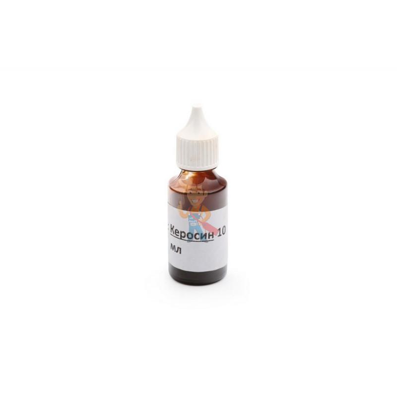 Магнитная жидкость, феррофлюид на основе керосина, 10 мл