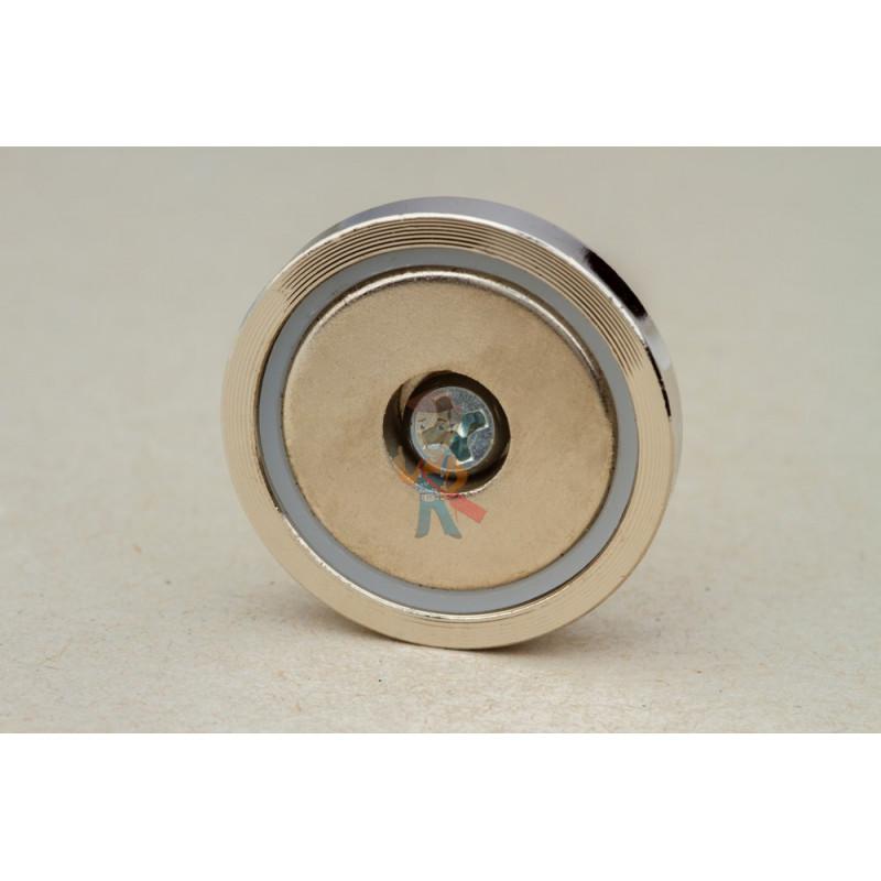 Магнитное крепление с отверстием В32 - фото 5