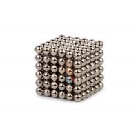 Forceberg Cube - куб из магнитных шариков 7 мм, стальной, 216 элементов - Forceberg Cube - куб из магнитных шариков 6 мм, стальной, 216 элементов