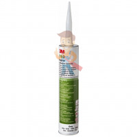 Клей-герметик полиуретановый 3М 550FC, однокомпонентный, серый, 310 мл - Клей-герметик гибридный  3М 760, однокомпонентный, серый, 295 мл