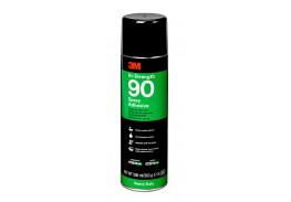 Клей-спрей Hi-Strength 90, эластомерный однокомпонентный, прозрачный, 500 мл