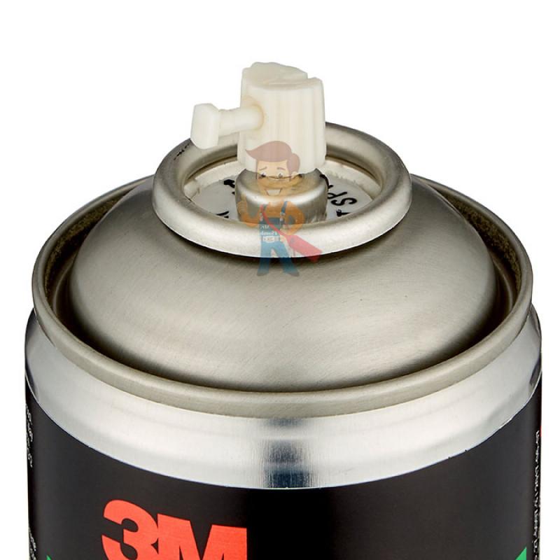 Клей-спрей Hi-Strength 90, эластомерный однокомпонентный, прозрачный, 500 мл - фото 2