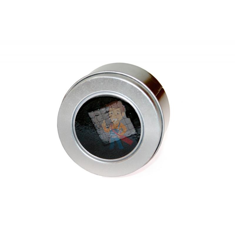 Forceberg TetraCube - куб из магнитных кубиков 5 мм, черный, 216 элементов - фото 6