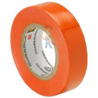 Изолента самослипающаяся силиконовая Scotch® 70, рулон 25 мм х 9 м - ПВХ изолента высшего класса Scotch® 35, оранжевая, 19 мм х 20 м
