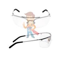 Защитные закрытые очки 2890 из поликарбоната, с непрямой вентиляцией - Открытые защитные очки, прозрачные, покрытие AS/AF от покрытие AS/AF от царапин и запотевания