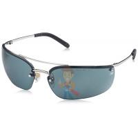 Cалфетки очищающие 3M, для ухода за очками, 100 шт. в индивидуальных упак. - Открытые защитные очки, серые, покрытие AS/AF от царапин и запотевания