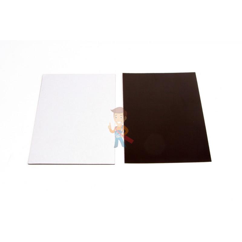 Магнитная бумага А4 матовая Forceberg 3 листа - фото 1