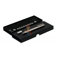 Магнитная ручка Forceberg, золотая - Магнитная ручка Forceberg, серебряная