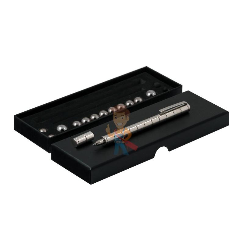 Магнитная ручка Forceberg, серебряная