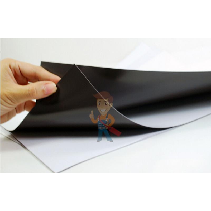 Магнитная бумага А4 глянцевая Forceberg 5 листов - фото 2