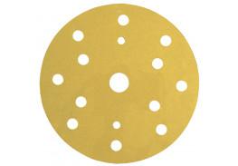 Круг абразивный 255P+, золотой, 15 отв, Р400, 150 мм, 3M™ Hookit™