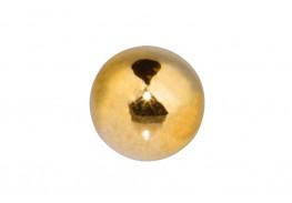 Неодимовый магнит шар 5 мм, золотой