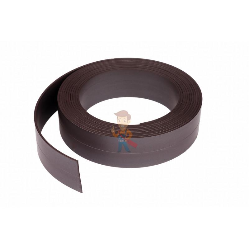Магнитная лента Forceberg без клеевого слоя 25,4 мм, рулон 3 м, тип А