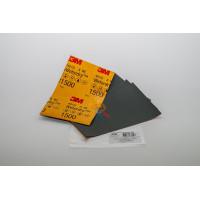 Круг абразивный 255P+, золотой, 15 отв, Р120, 150 мм, 3M™ Hookit™ - Лист Абразивный, микротонкий, 1500А, 138 мм х 230 мм, 3M™ Wetordry™ 401Q, 10 шт/уп
