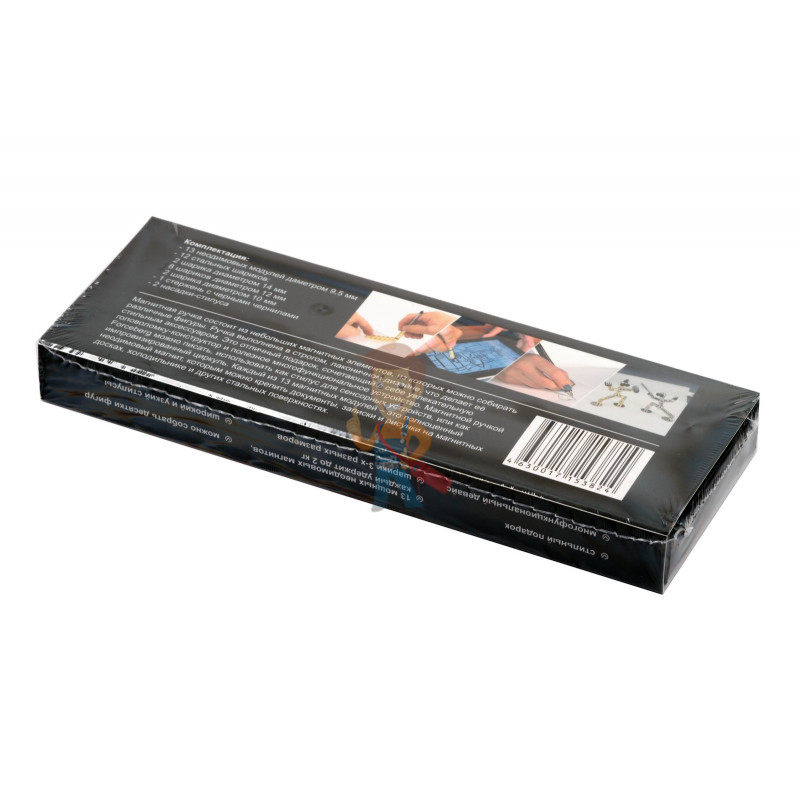 Магнитная ручка Forceberg черная - фото 7