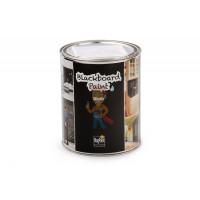Магнитная краска Siberia 1 литр, на 2 м² - Грифельная краска MagPaint 1 литр, на 5 м²