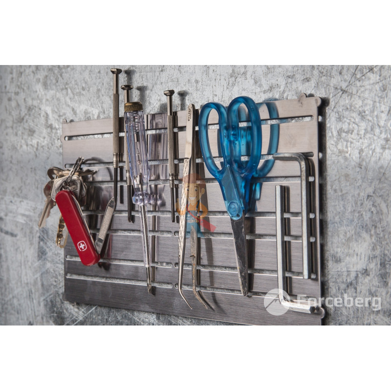 Магнитная панель для инструмента, 300х150мм, Forceberg - фото 4