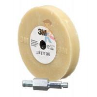 Аппликатор 2-х компоннентных клеев EPX™ 38/50 мл - Круг для удаления клейких лент, 100 мм х 16 мм, шпиндель 6 мм, 07498