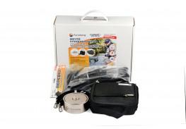 Мечта кладоискателя: поисковый магнит Forceberg F300х2 + веревка + сумка с экранированием