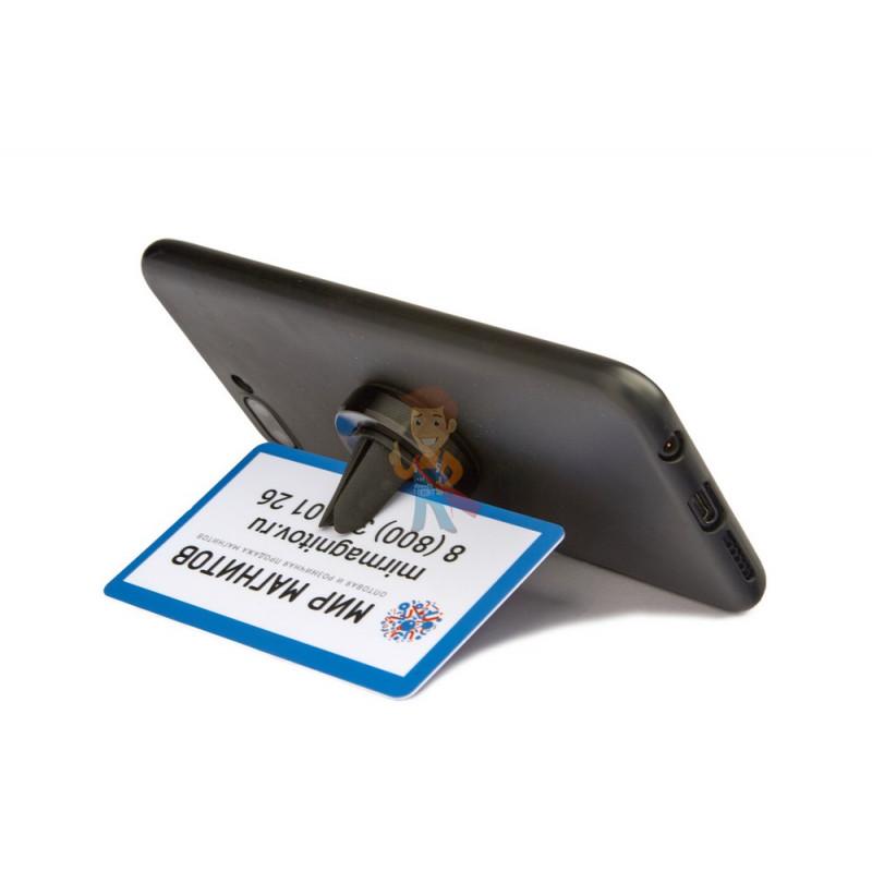 Магнитный держатель для телефона в машину в воздуховод Car Kit Air, Forceberg - фото 4