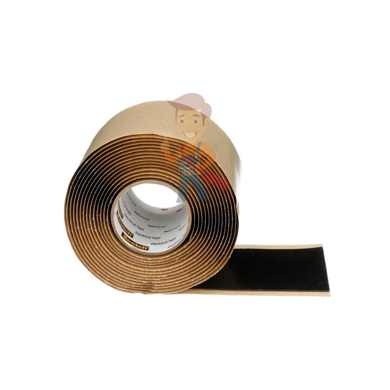 Изолента резиново-мастичная Scotch® 2228, 50 мм х 3 м - фото 2