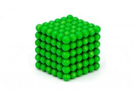 Forceberg Cube - куб из магнитных шариков 5 мм, светящийся в темноте, 216 элементов