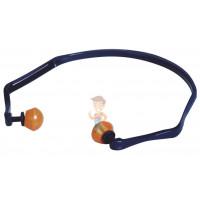 Комплект сменных индивидуальных гигиенических обтюраторов для наушников 3М™ Peltor™ Optime II - Вкладыши противошумные 3M™ 1310 многоразового использования на дужке