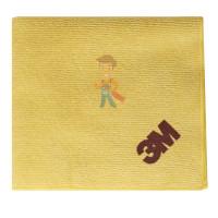 Глина абразивная, 38070 - Салфетка полировальная Perfect-It™ III, желтая