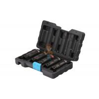 Магнитная насадка под шестигранную головку H10 для ударного шуруповерта, 65 мм - Набор удлиненных головок экстракторов 3/8 дюйма для поврежденных болтов и гаек 10-16 мм, 5 предметов