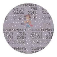 Круг лепестковый торцевой конический 566A  P60, 125 мм х 22 мм - Шлифовальный круг Клин Сэндинг, 220+, 150 мм, Cubitron™ II, Hookit™ 775L, 5 шт./уп.