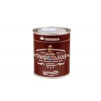 Грифельная краска Siberia 1 литр, коричневый, на 5 м² - Грифельная краска Siberia 1 литр, коричневый, на 5 м²