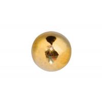 Магнитное крепление с отверстием А36 - Неодимовый магнит шар 6 мм, золотой