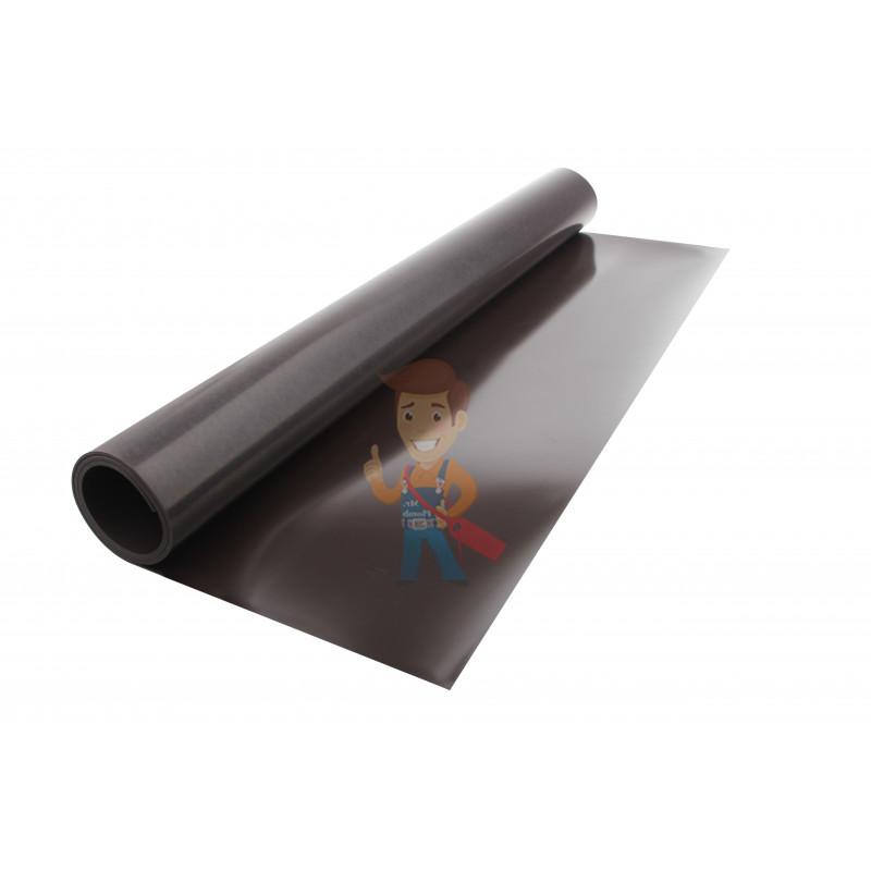 Магнитный винил без клеевого слоя, лист 0.62х1 м, толщина 1.5 мм
