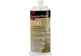 Клей эпоксидный двухкомпонентный, полу-прозрачный, 50 мл 3M™ Scotch-Weld™ DP190