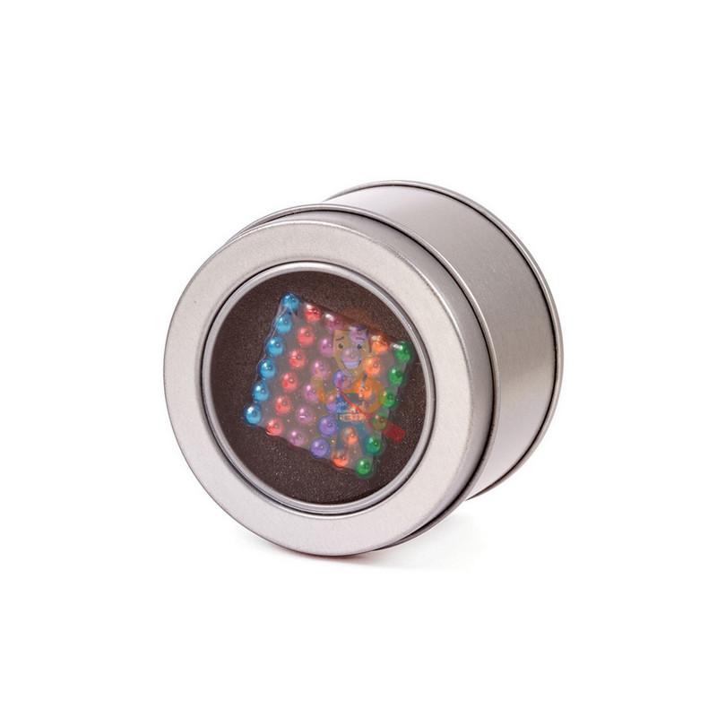 Forceberg Cube - куб из магнитных шариков 5 мм, цветной, 216 элементов - фото 4